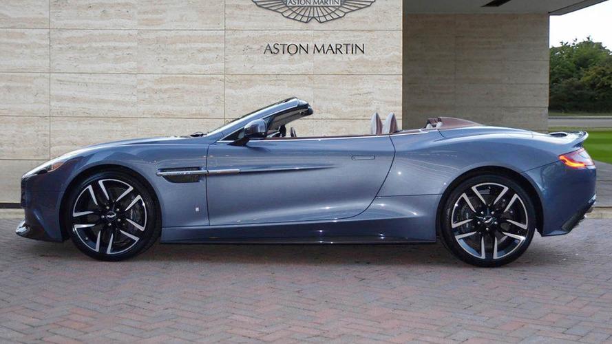 Aston Martin Vanquish Volante AM37 Edition by Q