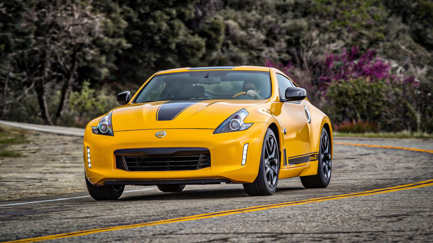 Image result for Nissan Promises The Z Sports Car Is Here To Stay