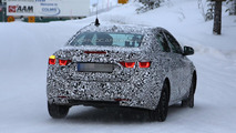 Next-gen Chevrolet Cruze spy photo