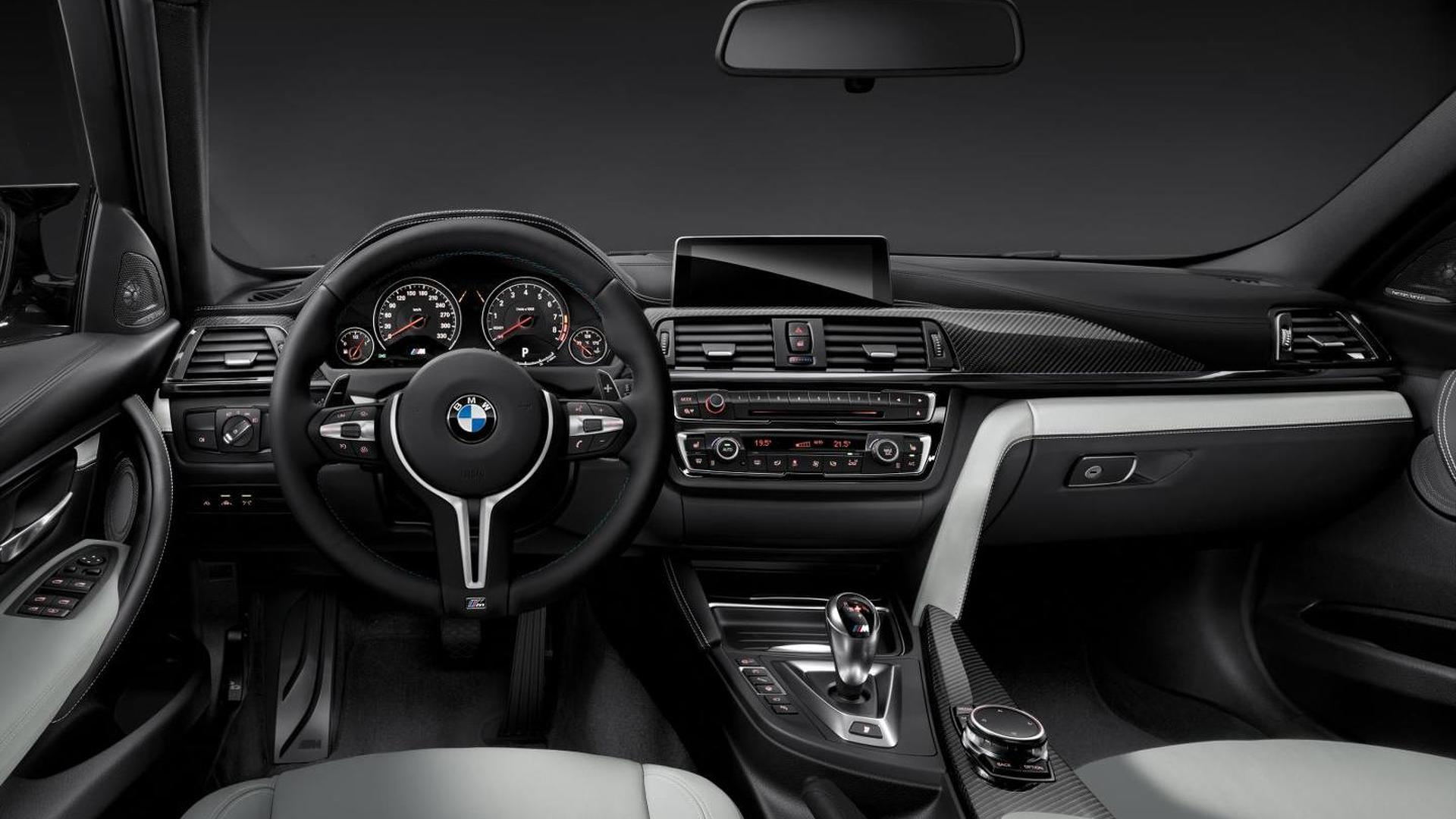 BMW M Sedan And M Coupe Officially Unleashed With HP - 2014 bmw m3