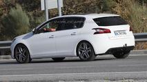 2014 Peugeot 308 GTi spy photo 17.09.2013