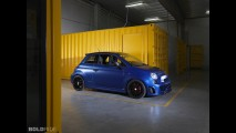 Pogea Racing Fiat 500 Abarth Blue Wonder