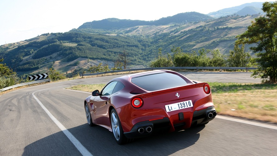 Next-gen Ferrari F12 to stay naturally aspirated: reports