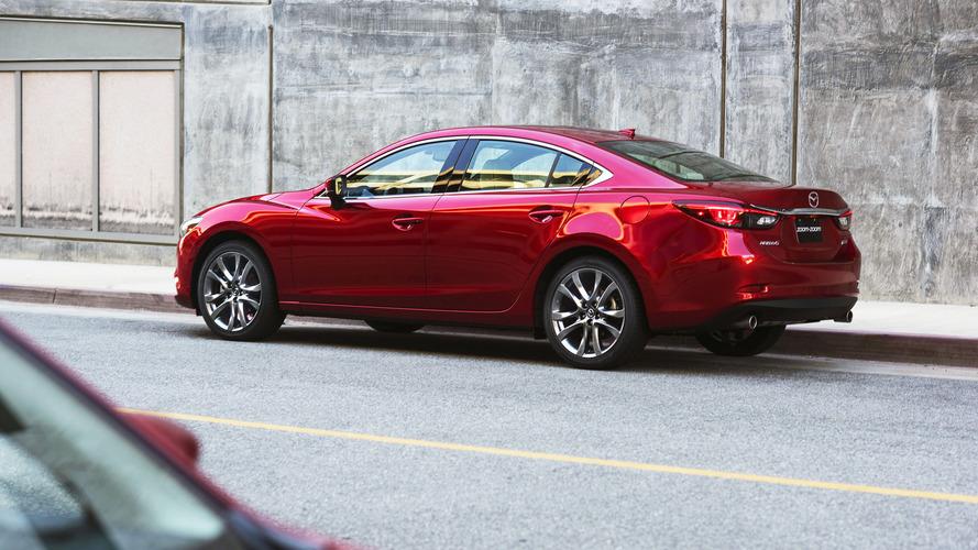 Yeni Mazda6 ile gelecek RX modeli RWD platformunu paylaşabilir