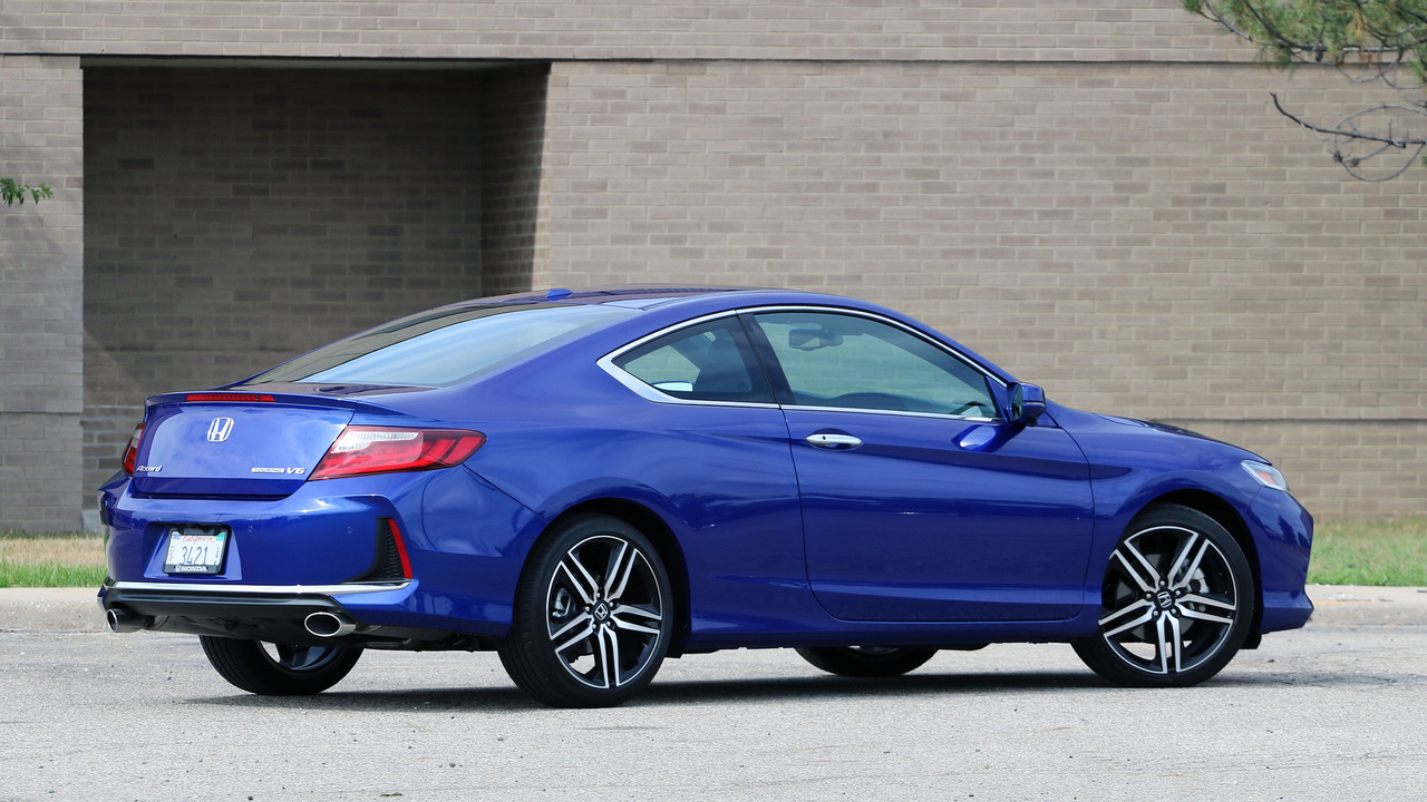 Review: 2017 Honda Accord Coupe V6