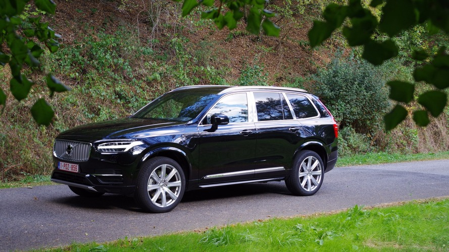 Essai Volvo XC90 T8 Excellence