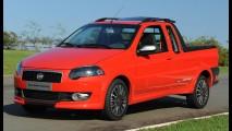 Fiat revela a Strada Sporting 2010 - Veja as fotos da nova versão