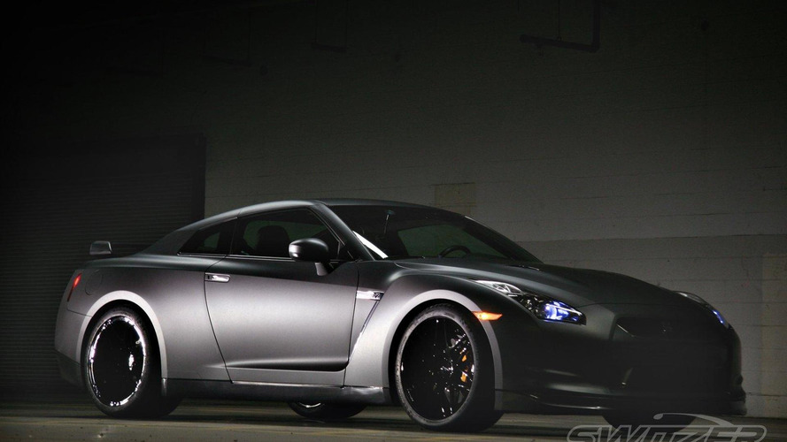 Switzer Nissan GT-R Ultimate Street Edition with 1000hp