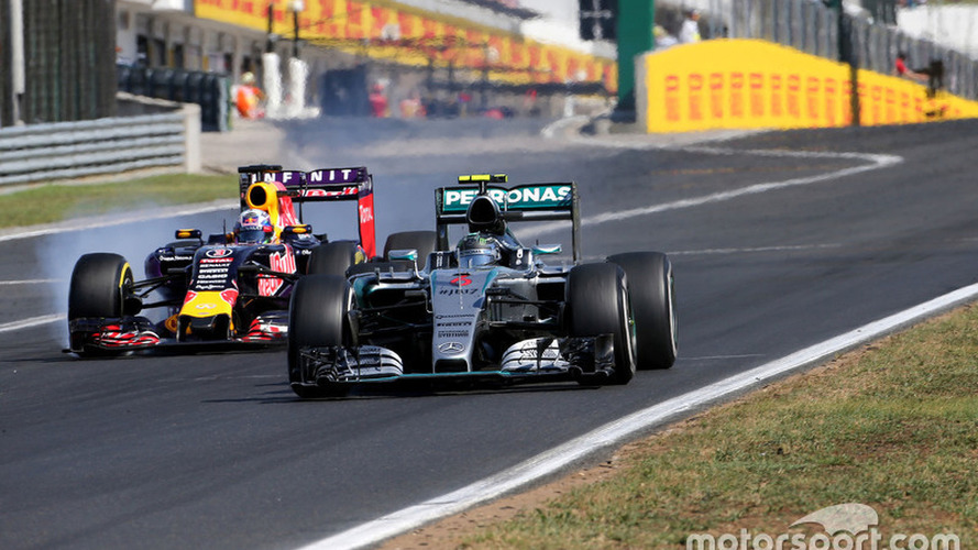 Mercedes: Red Bull never formally asked for engines