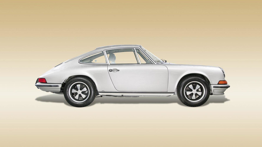 Restored 911 T Coupe 1973 by Porsche Classic to be raffled