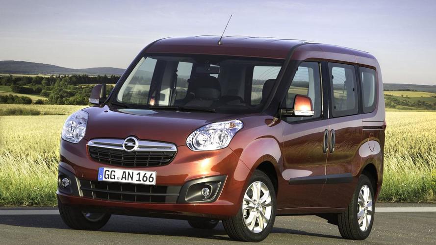 2012 Opel Combo revealed