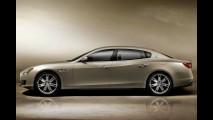 Maserati Quattroporte vai oferecer novos motores de 410 e 530 cv