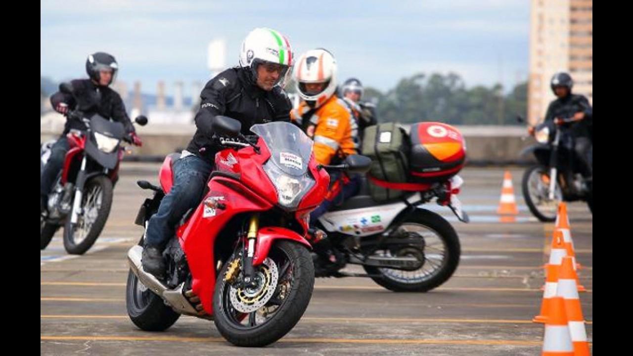 Abtrans inaugura Centro de Treinamento de Motociclistas em SP