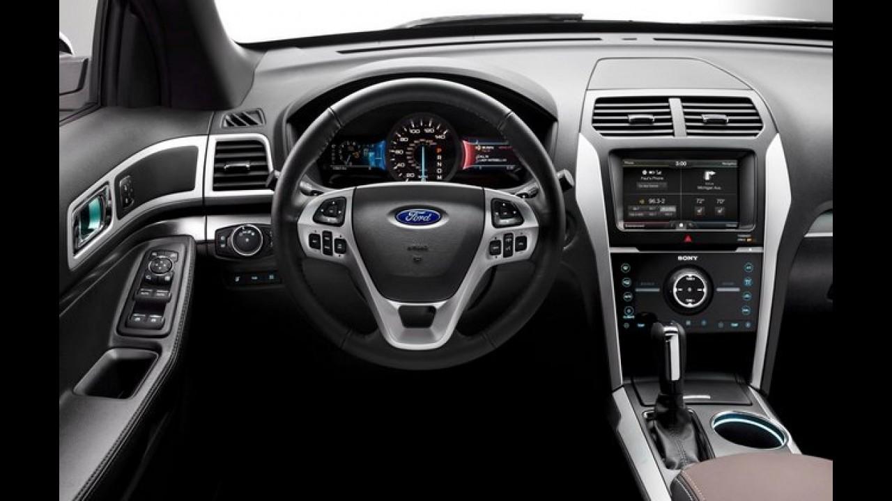 Ford Explorer, um dos precursores dos SUVs, chega a 7 milhões de unidades