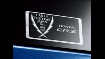 Honda CR-Z Memorial Award Edition: Série especial celebra o Carro do Ano no Japão