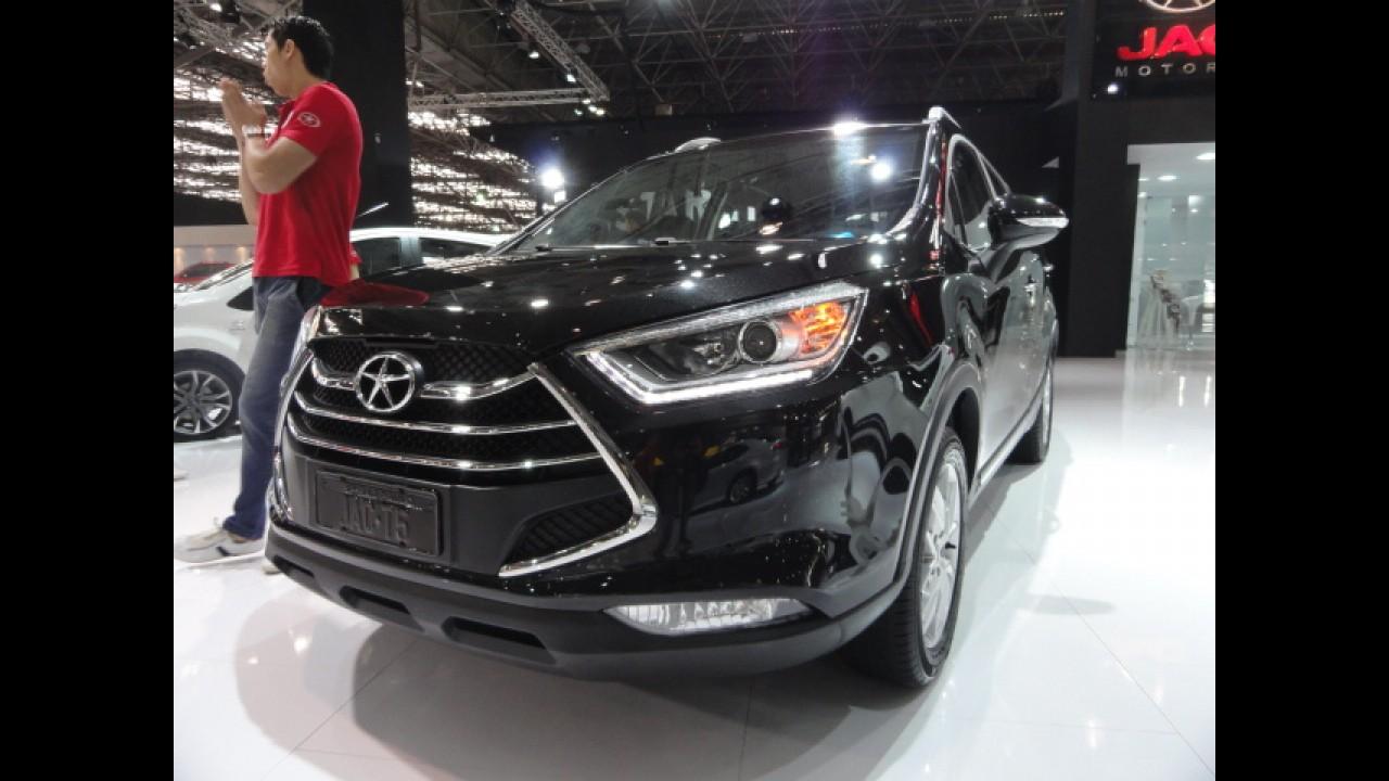 SUVs passam a ser classificados como automóveis a partir deste mês