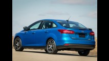 Novo Focus Sedan 2015 muda visual e ganha motor 1.0 EcoBoost nos EUA