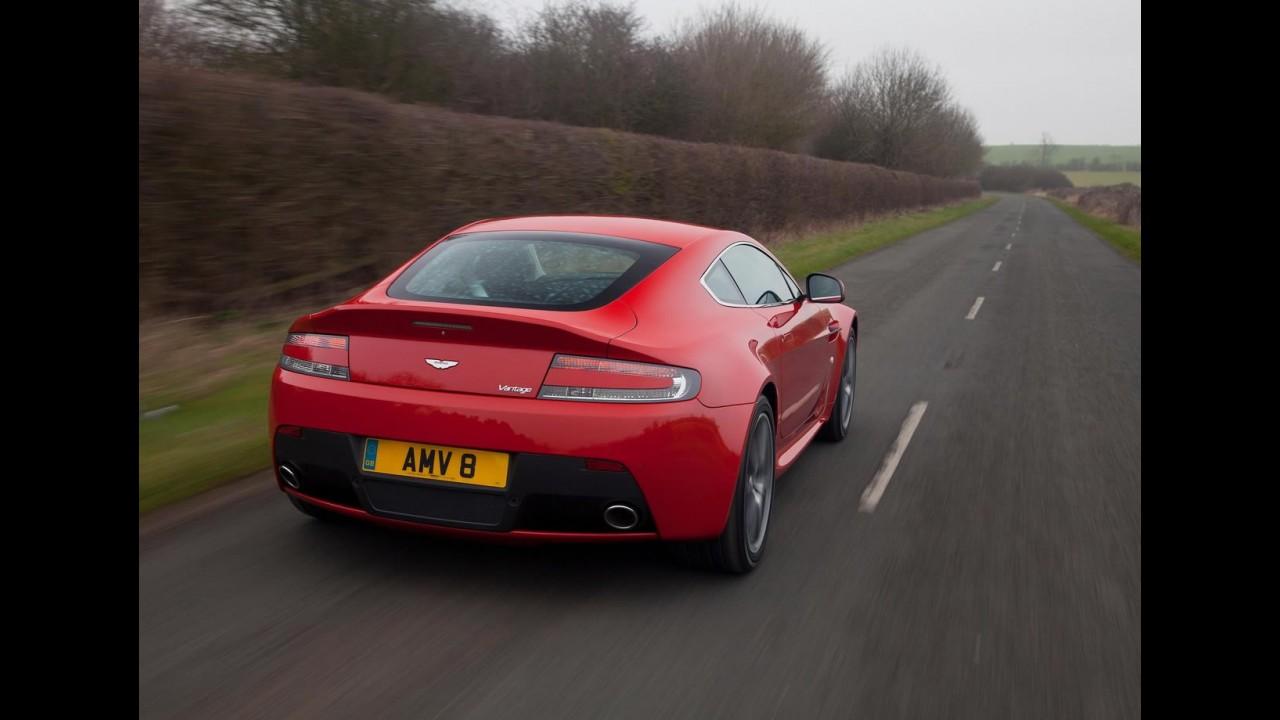 Galeria de Fotos: Aston Martin V8 Vantage