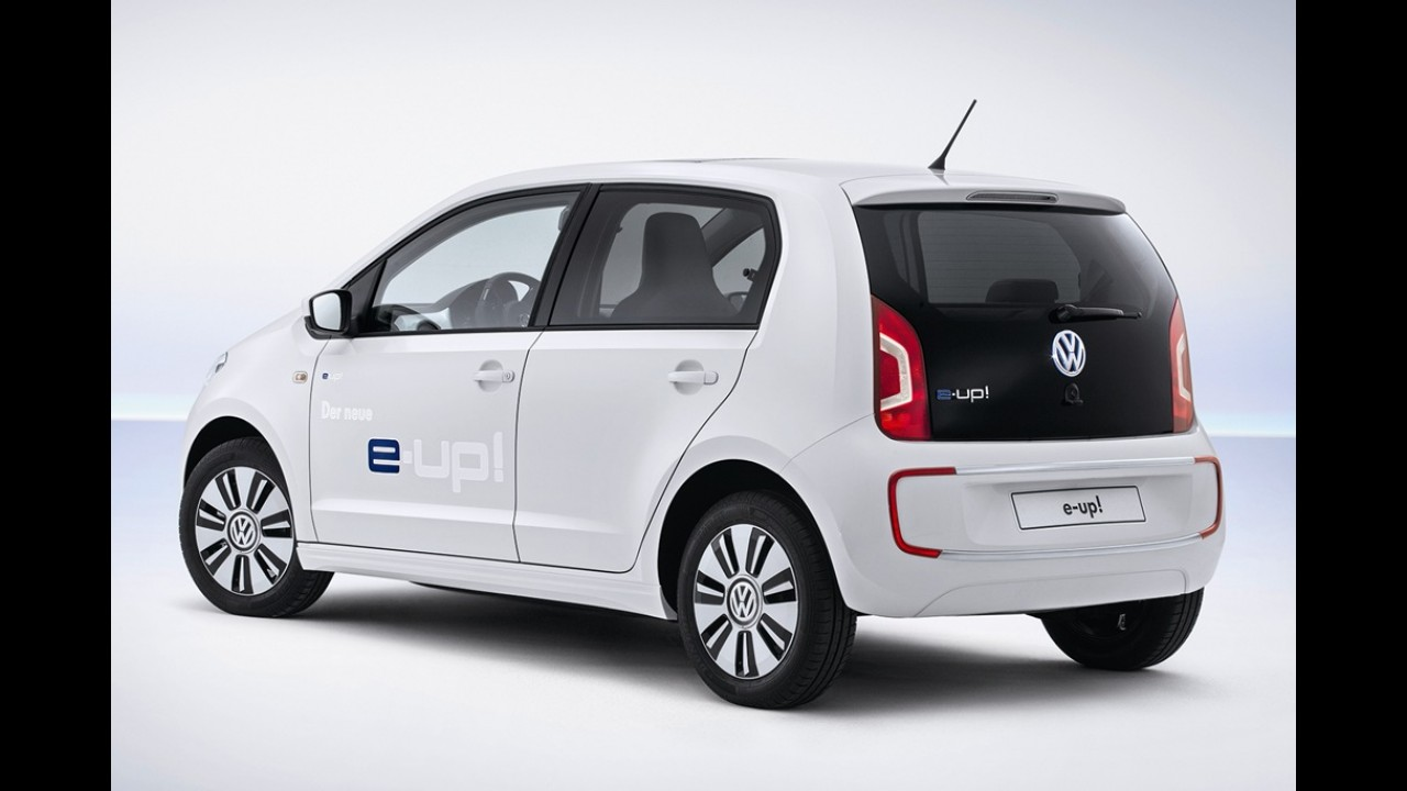 Volkswagen e-Up! chegará em janeiro ao Reino Unido pelo equivalente a R$ 74 mil