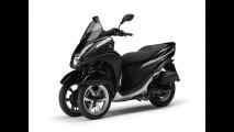 Nova Yamaha de três rodas, Tricity é lançada na Europa - confira galeria