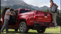 Chevrolet Colorado, irmã da S10, terá versão off-road aos moldes da Raptor
