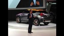 Salão SP: Nissan Kicks é pontapé inicial de crossover para 2016