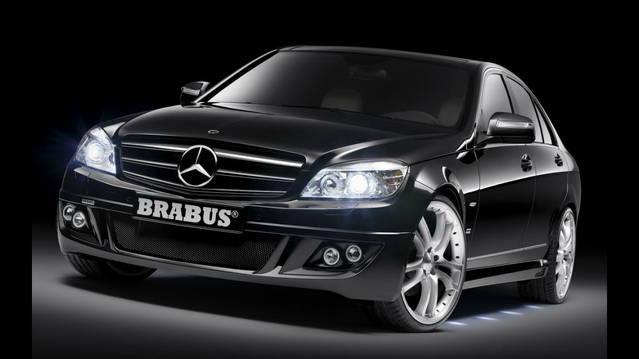 Mercedes Classe C by BRABUS