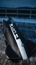 BMW Two-Man Bobsled Prototype 19.1.2013