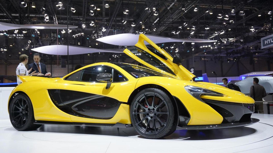 McLaren P1 almost sold out - report