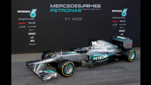 Mercedes AMG F1 W03