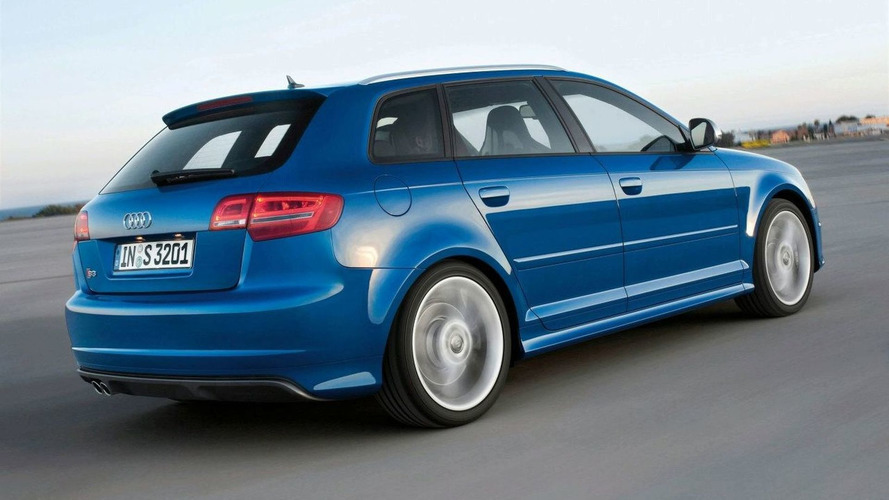 New Audi S3 Sportback Revealed