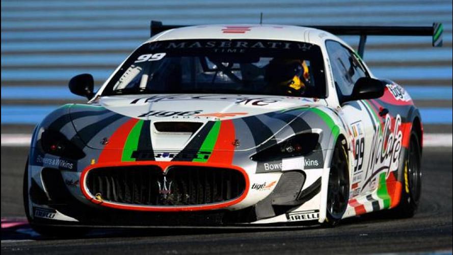 Kuppens è il campione europeo del Trofeo Maserati GranTurismo MC