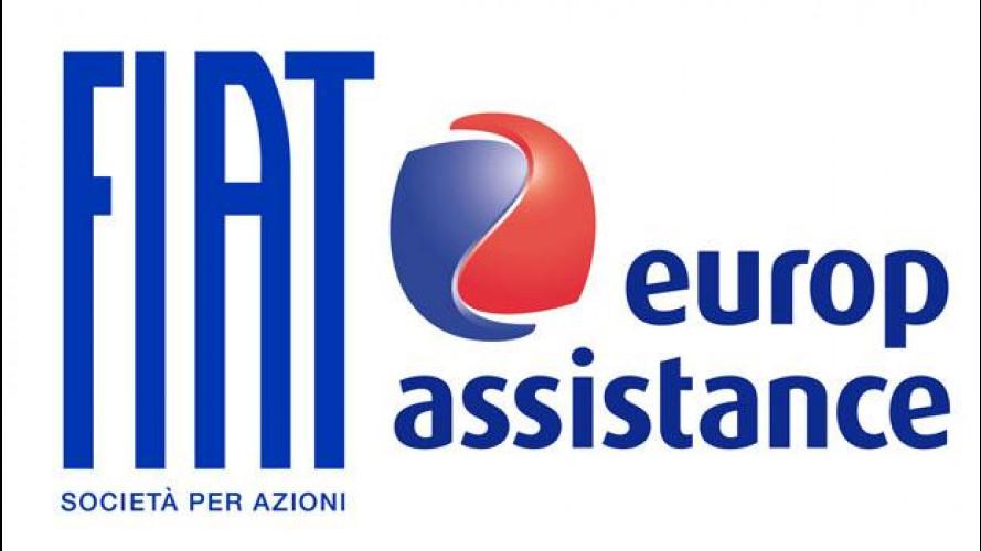 I clienti del Gruppo Fiat hanno l'assistenza stradale in altre 7 nazioni d'Europa