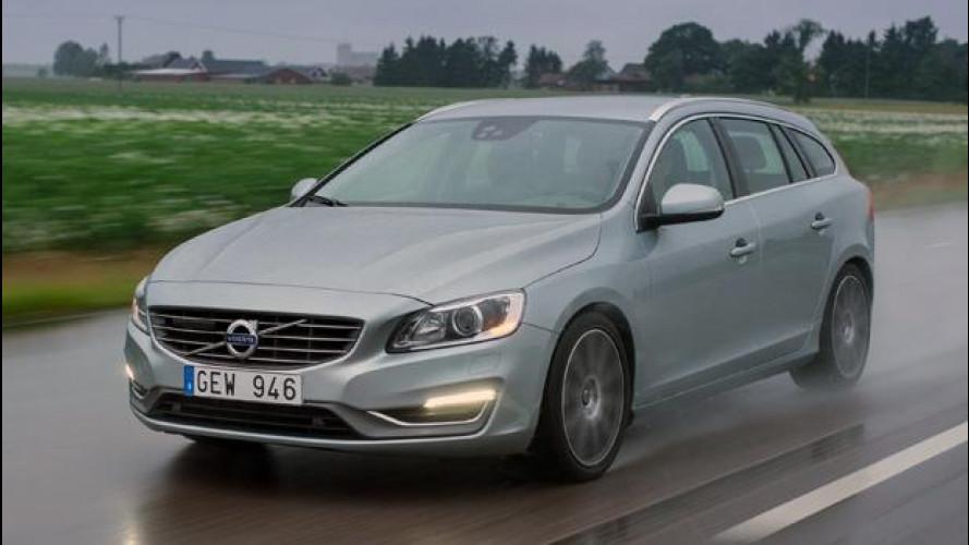 Volvo V60: motori nuovi, vita nuova