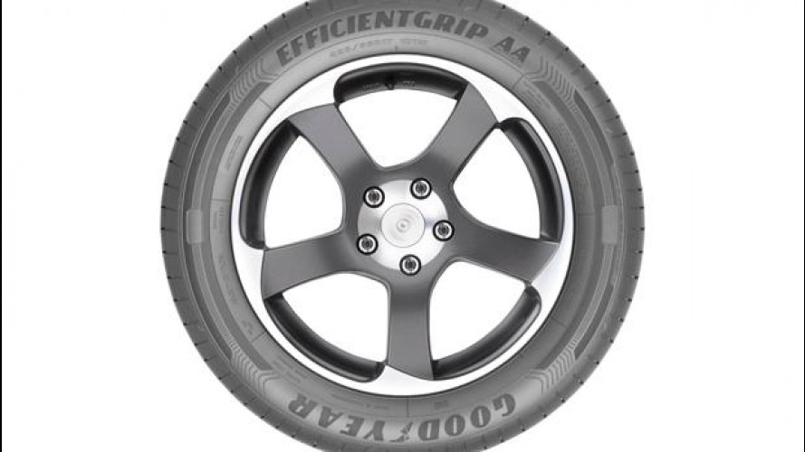 Goodyear EfficientGrip AA Edition, il