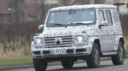 Yeni Mercedes G-Serisi, eski G-Serisi'ne benzemekte ısrarcı