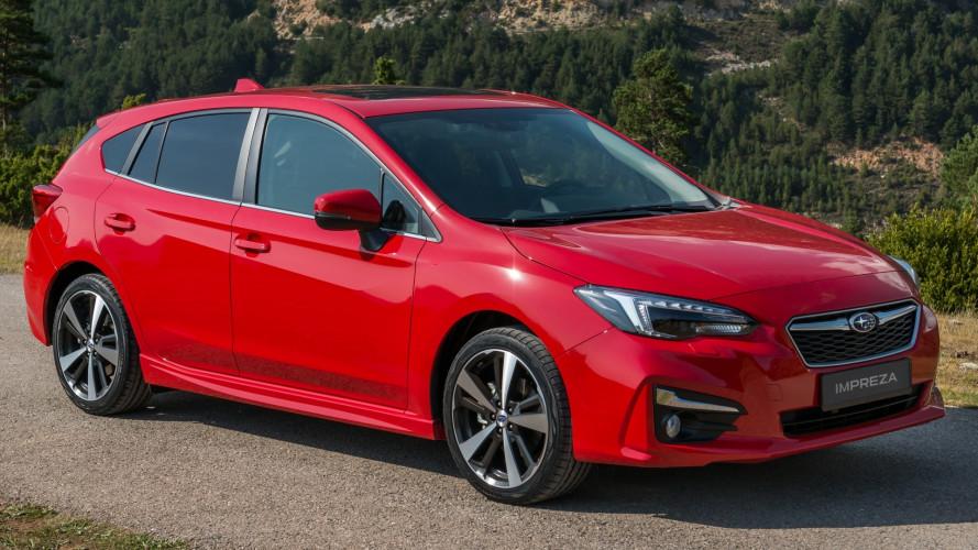 Nuova Subaru Impreza, ecco quella per l'Europa