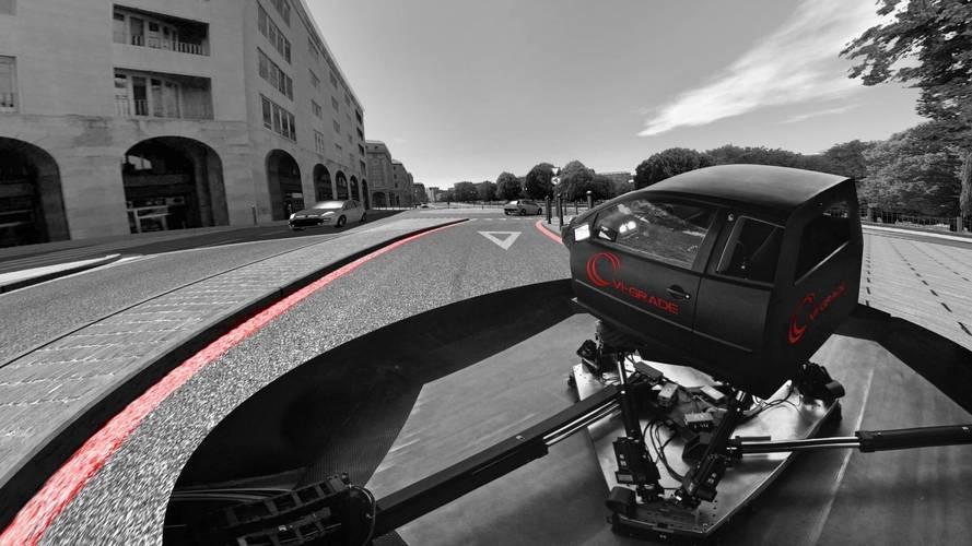 Csúcstechnológiás szimulátor segíti a jövőben érkező Honda modellek fejlesztését