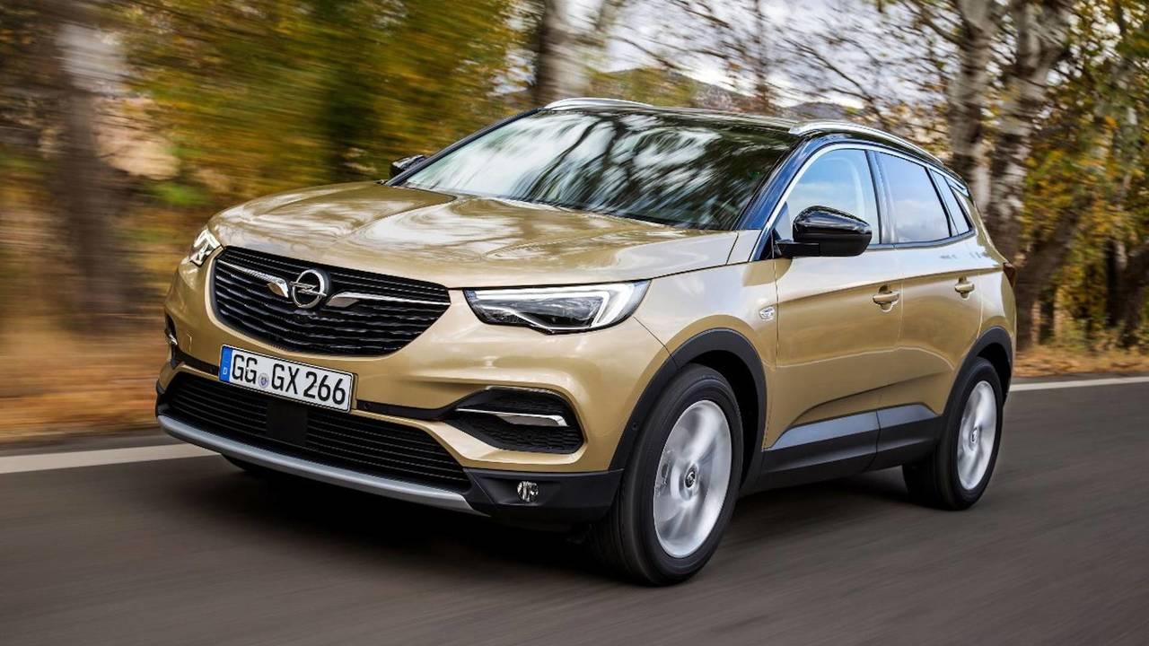 Opel Grandland X 2018 Ultimate