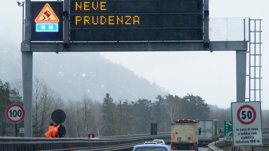 Pneumatici invernali e catene da neve, tutte le ordinanze 2017/18