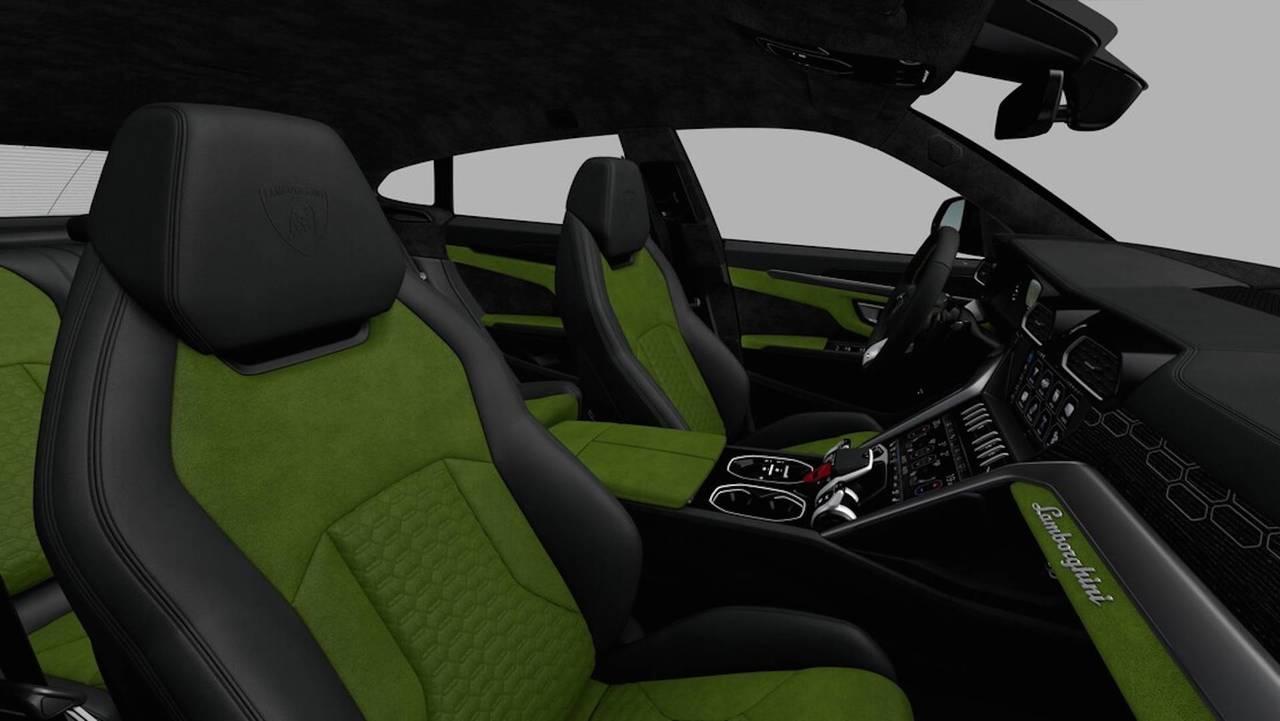 Lamborghini Urus Configurator