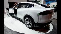 Quer receber um Tesla Model X de graça? Indique 10 compradores, diz a marca