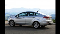 Ford descontinua versões do New Fiesta Sedan e Ka+