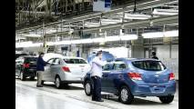 Mercado janeiro: Chevrolet lidera e Ford cai para 6º em pior mês desde 2007
