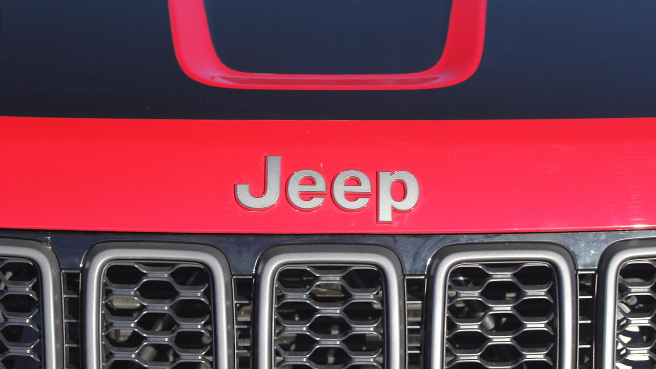 2017 Jeep Grand Cherokee Trailhawk Review Seriously capable