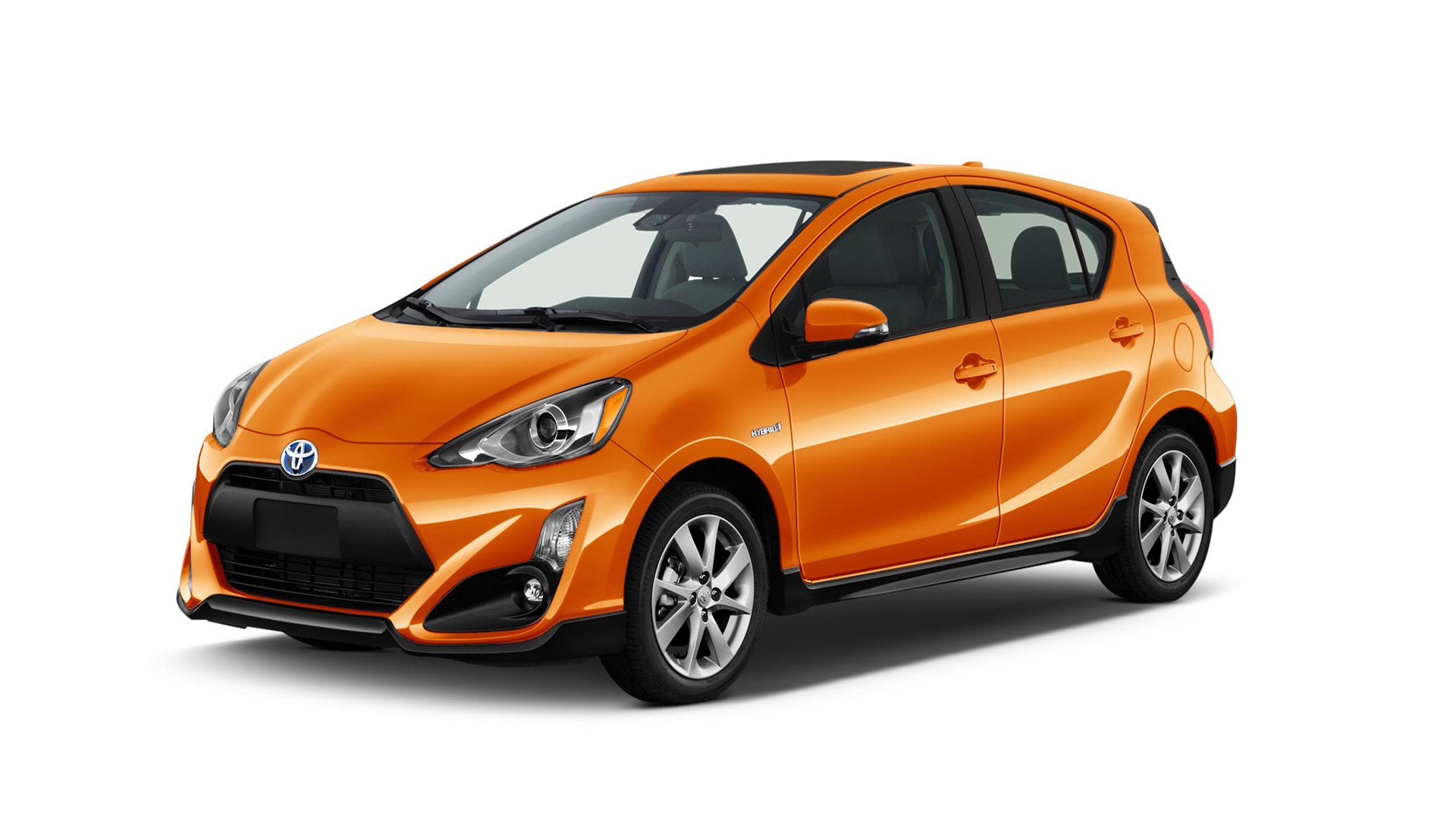 2017 toyota prius c facelift makes hybrid hatchback. Black Bedroom Furniture Sets. Home Design Ideas