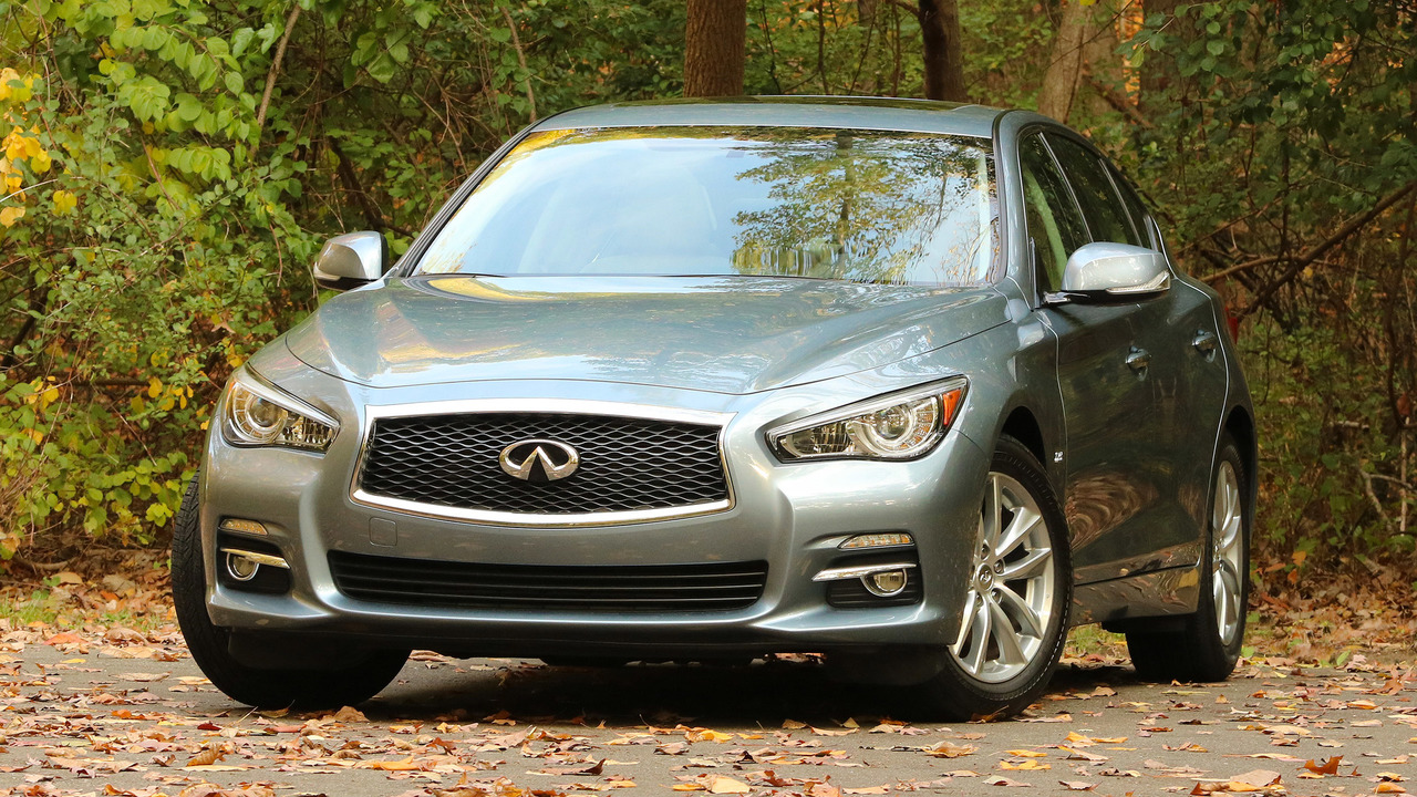 2016 infiniti q50 review so close to being great. Black Bedroom Furniture Sets. Home Design Ideas