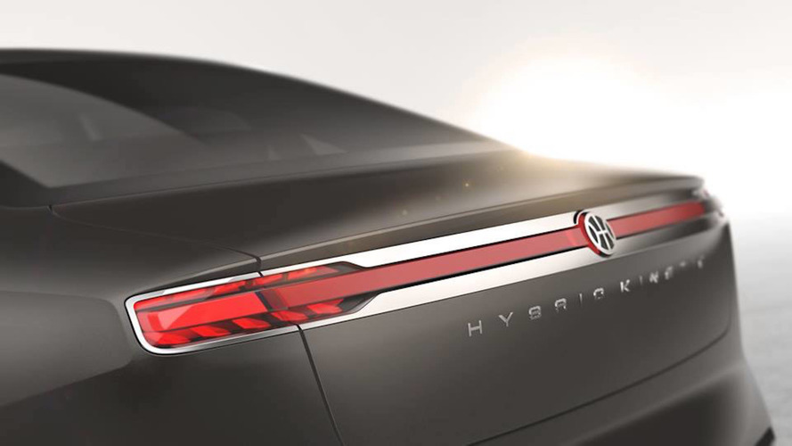 Pininfarina, Cenevre'ye götüreceği elektrikli sedanın teaser'ını yayınladı