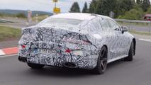 Mercedes-AMG GT cuatro puertas