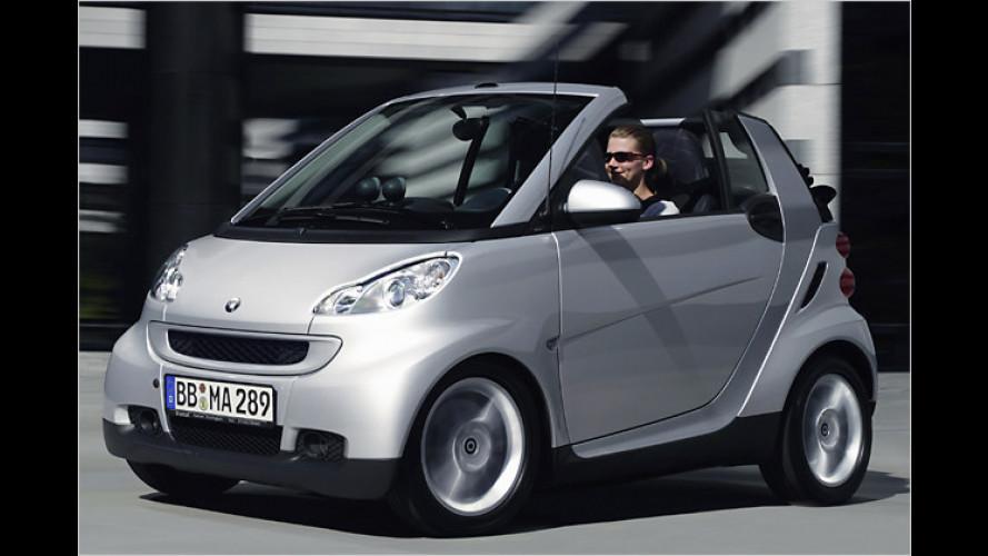 Wir testen den Diesel-Smart: Was kann der Champ?